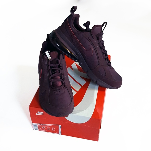 Nike Air Max 270 Futura Sneakers Burgundy Crush
